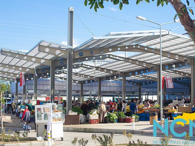 Baris Park Wednesday market
