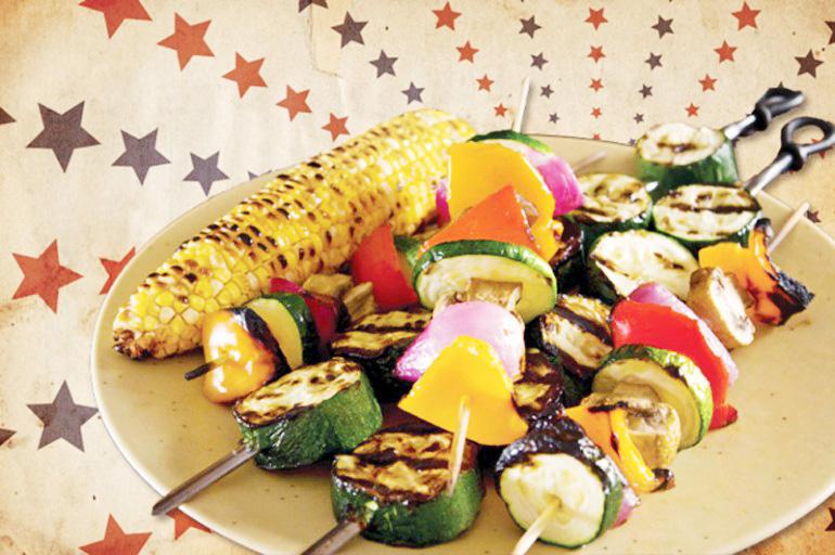 veggie-plate