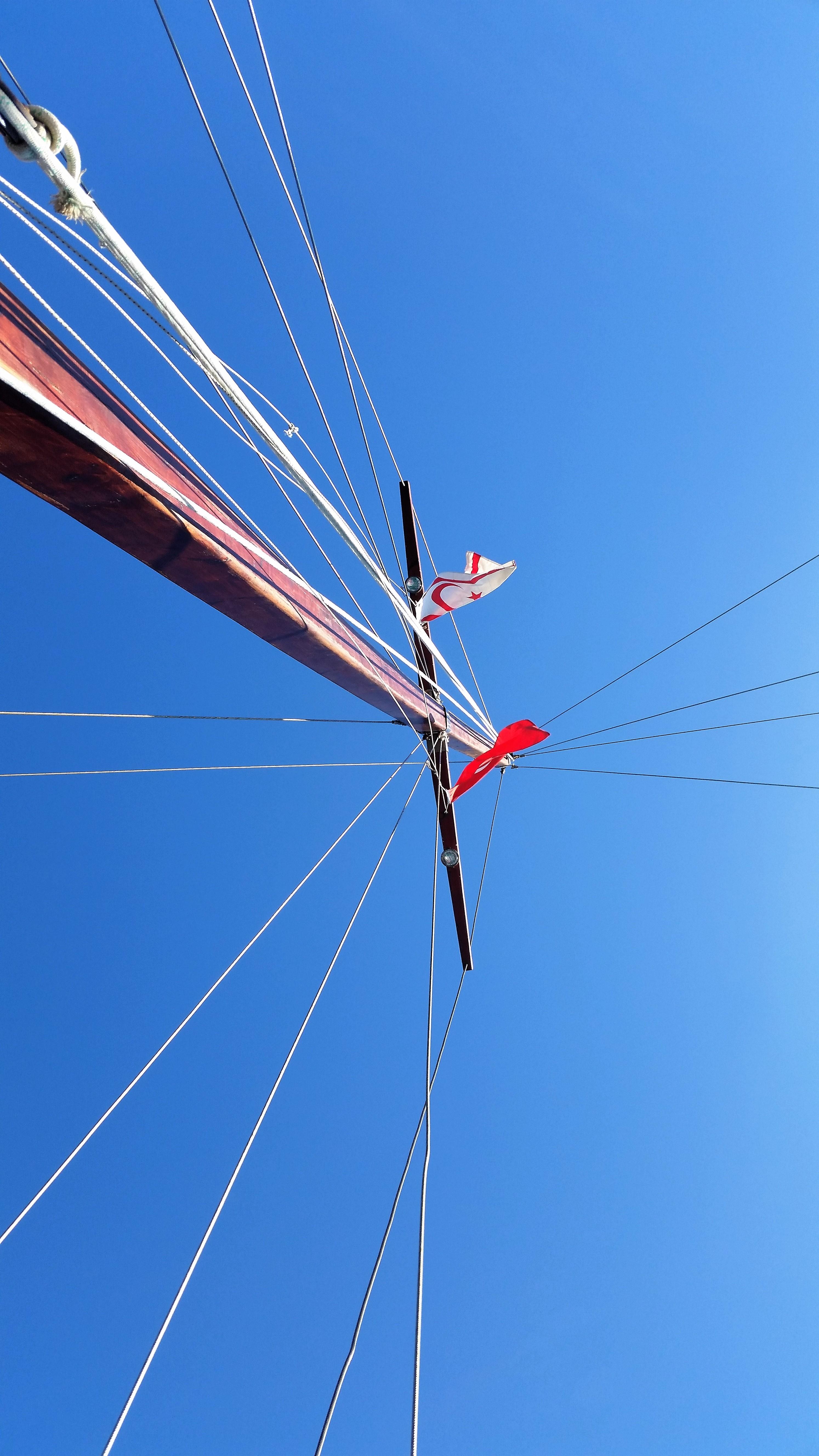 Boat mast