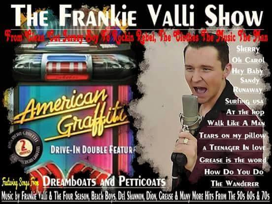 The Frankie Valli show