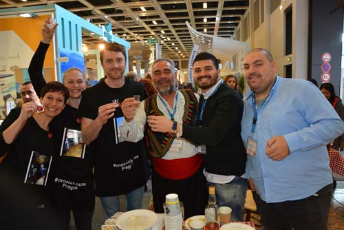 TRNC stand at ITB Berlin