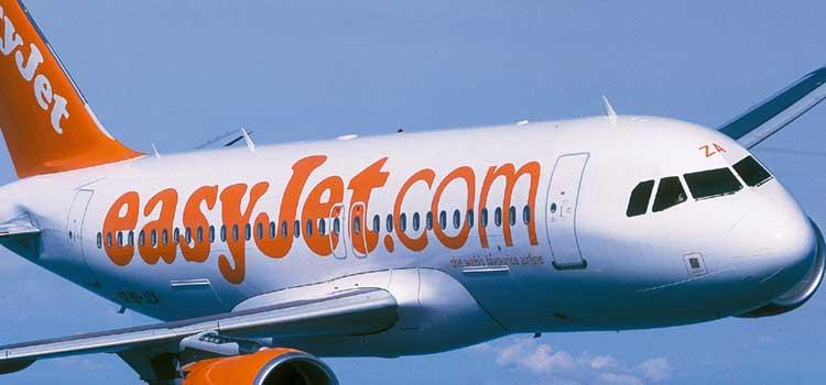 Budget airline easyJet