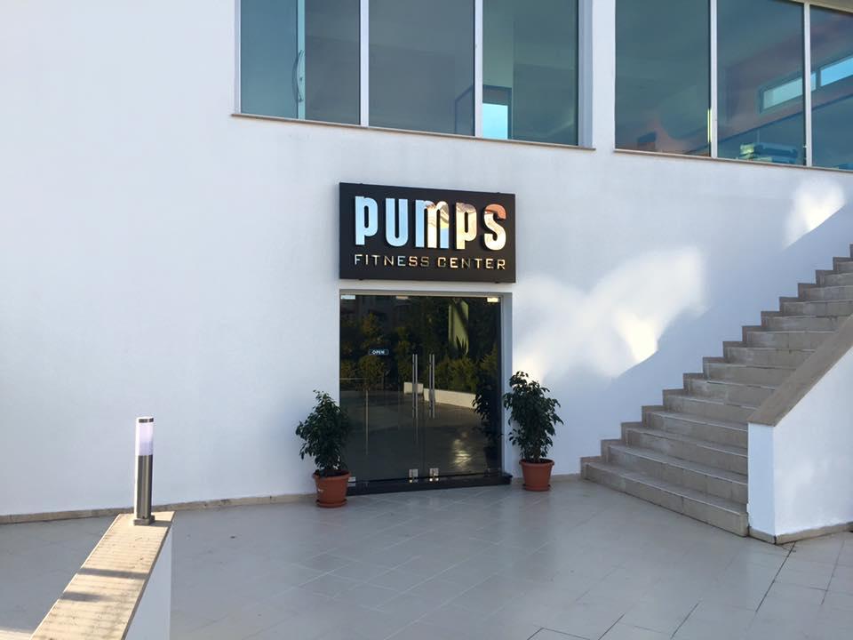 Pumps Fitness Center