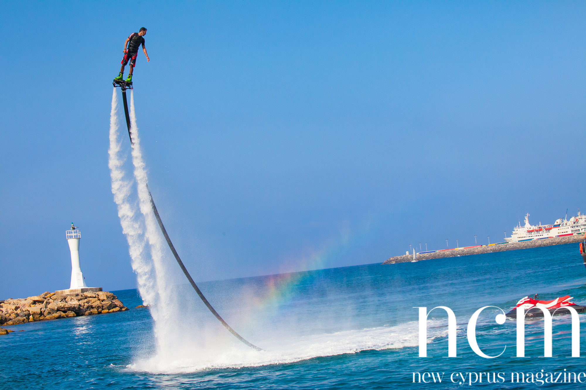 Flyboard Kyrenia