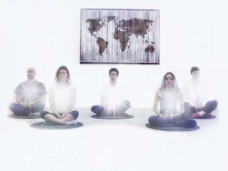 Wing Chun Meditation Beach Retreat