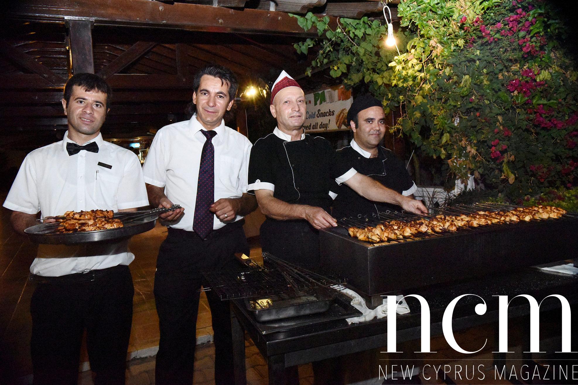 The Ship Inn restaurant north Cyprus
