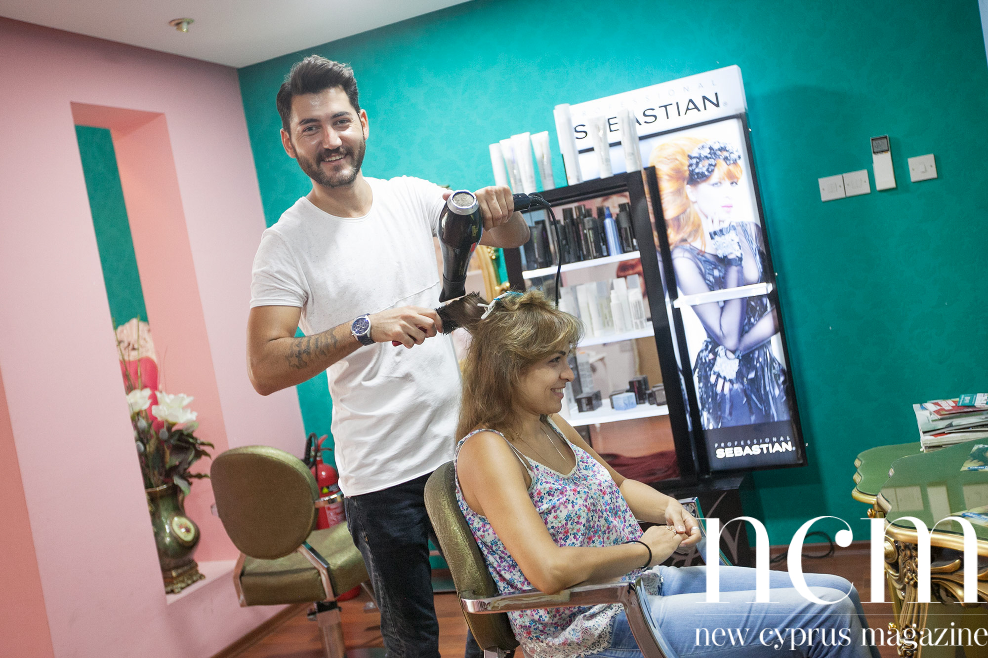 Selena Beauty Salon north Cyprus