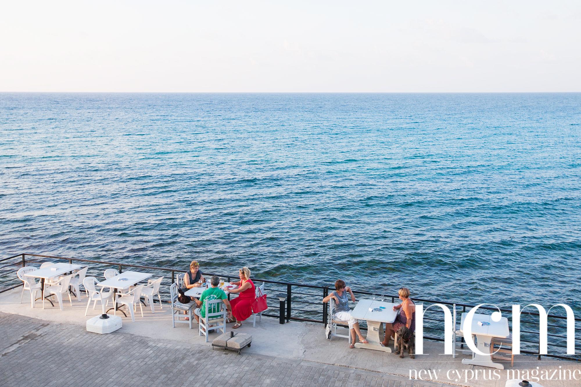 Restaurant Café Deniz Kyrenia Karakum North Cyprus