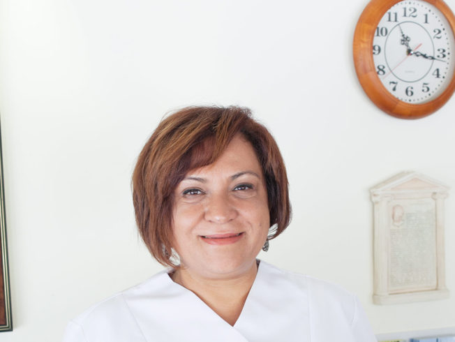 Dr. Hatice Arodezli Soydemir.