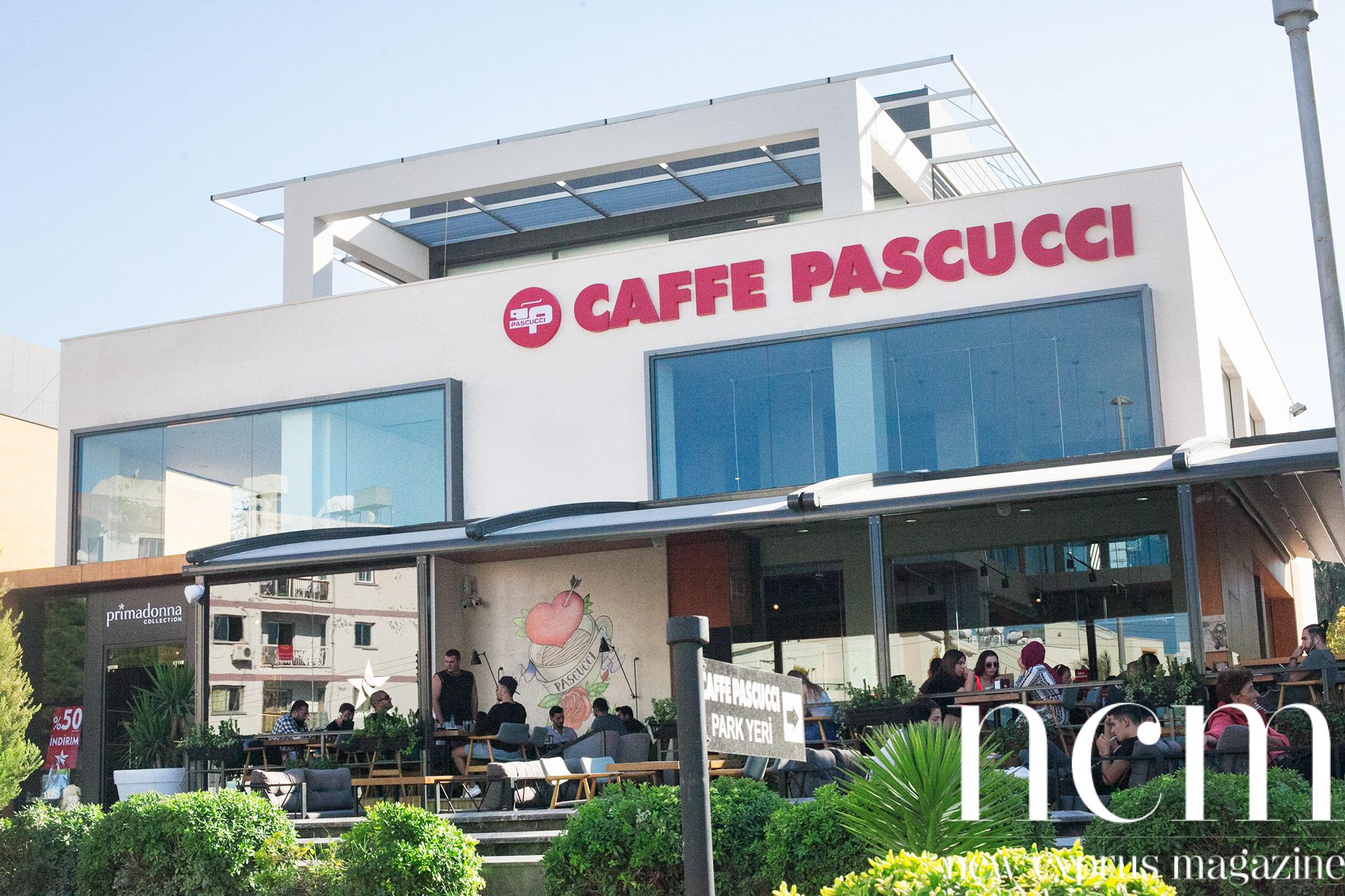 international coffee chain Caffe Pascucci