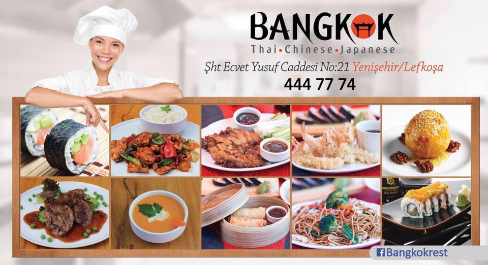 Bangkok Restaurant in Lefkosa