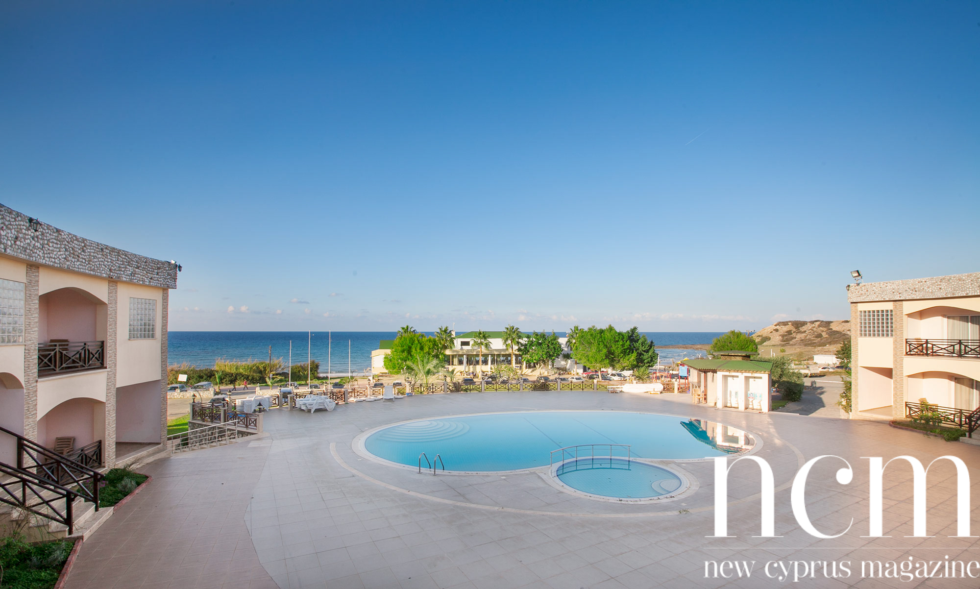 Kaplica Beach Hotell Norra Cypern