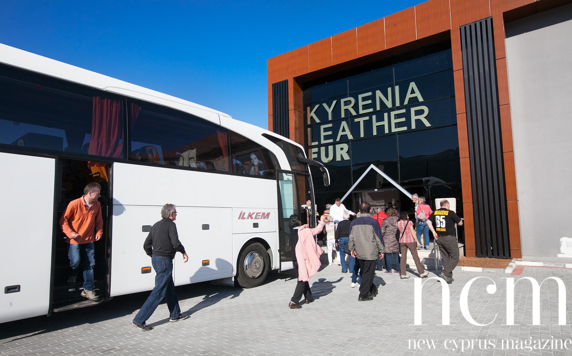 Leather Fur Kyrenia North Cyprus
