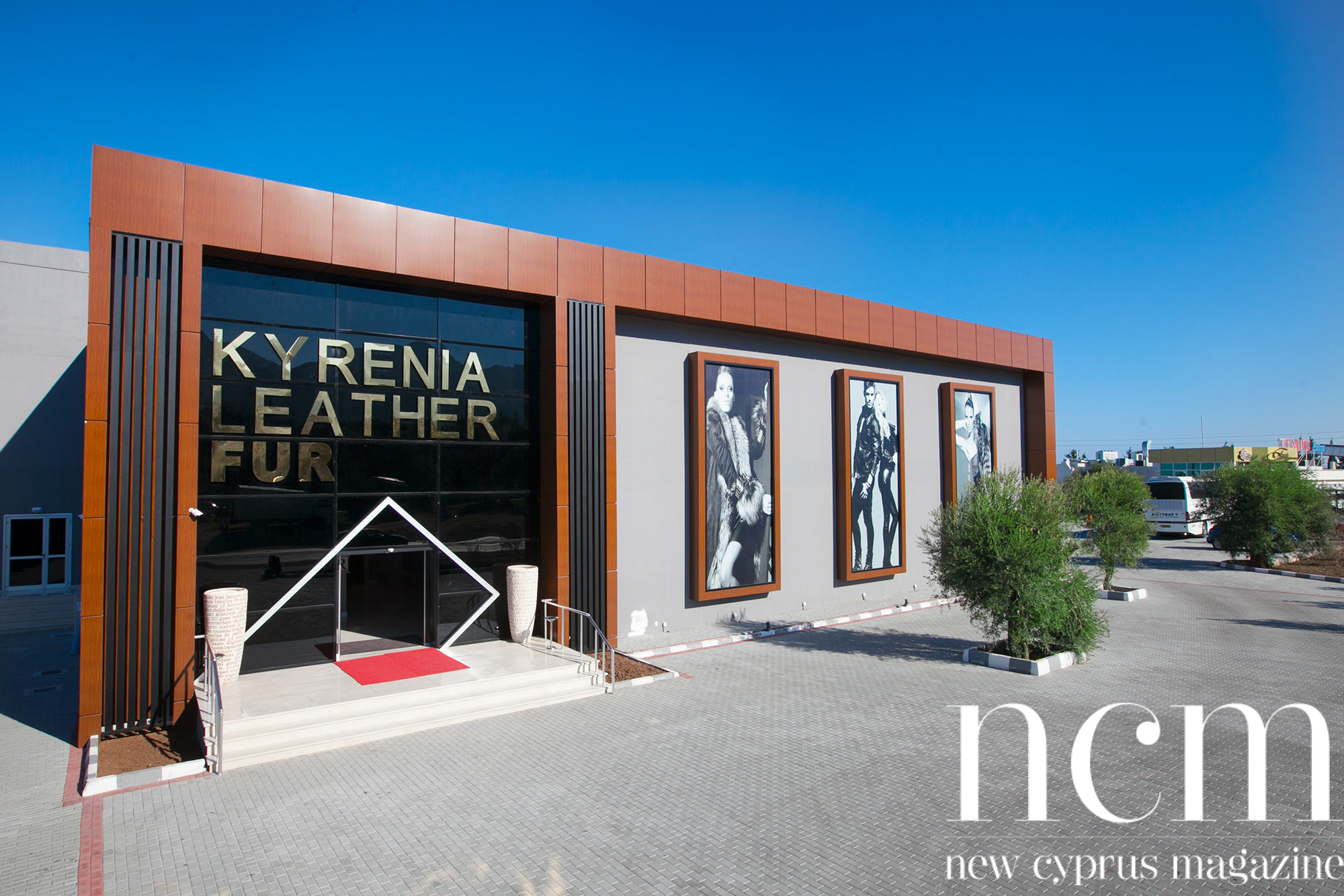 Leather Fur Kyrenia North Cyprus
