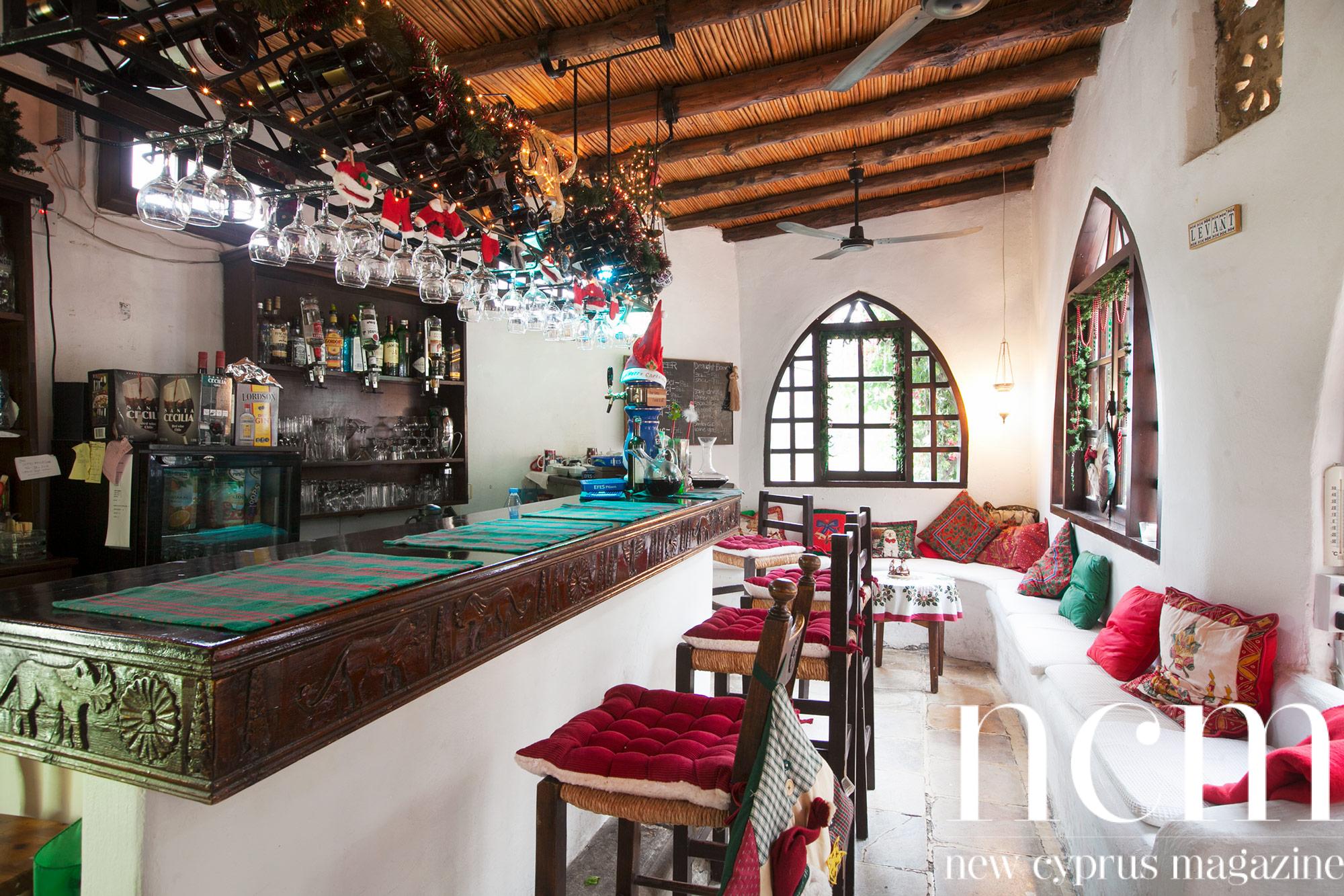 Levant Restaurant in Karmi