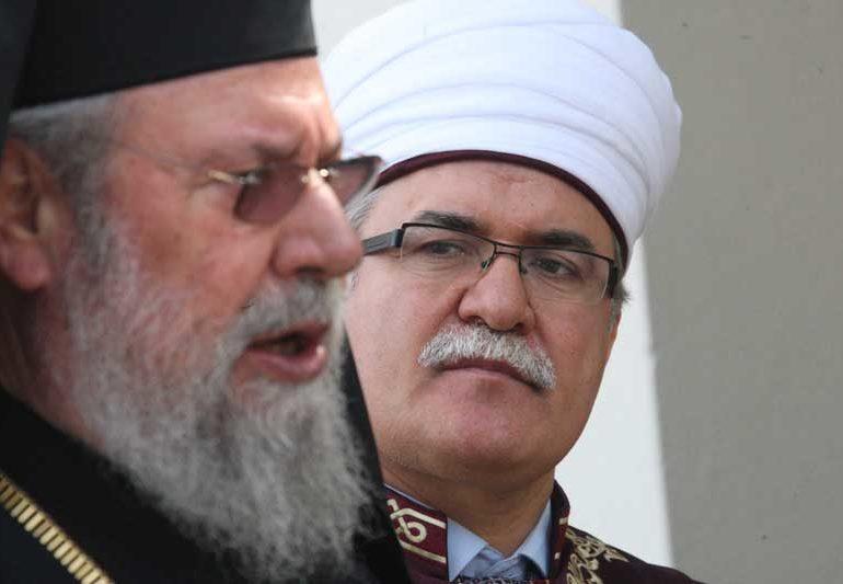 Religious leaders of Cyprus