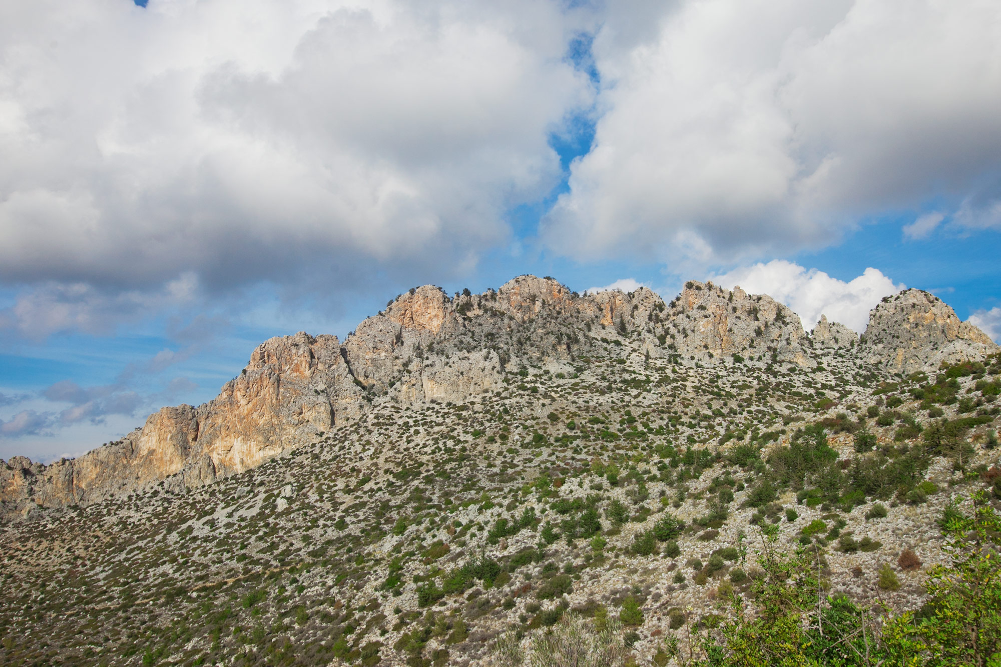 Five Finger Mountains