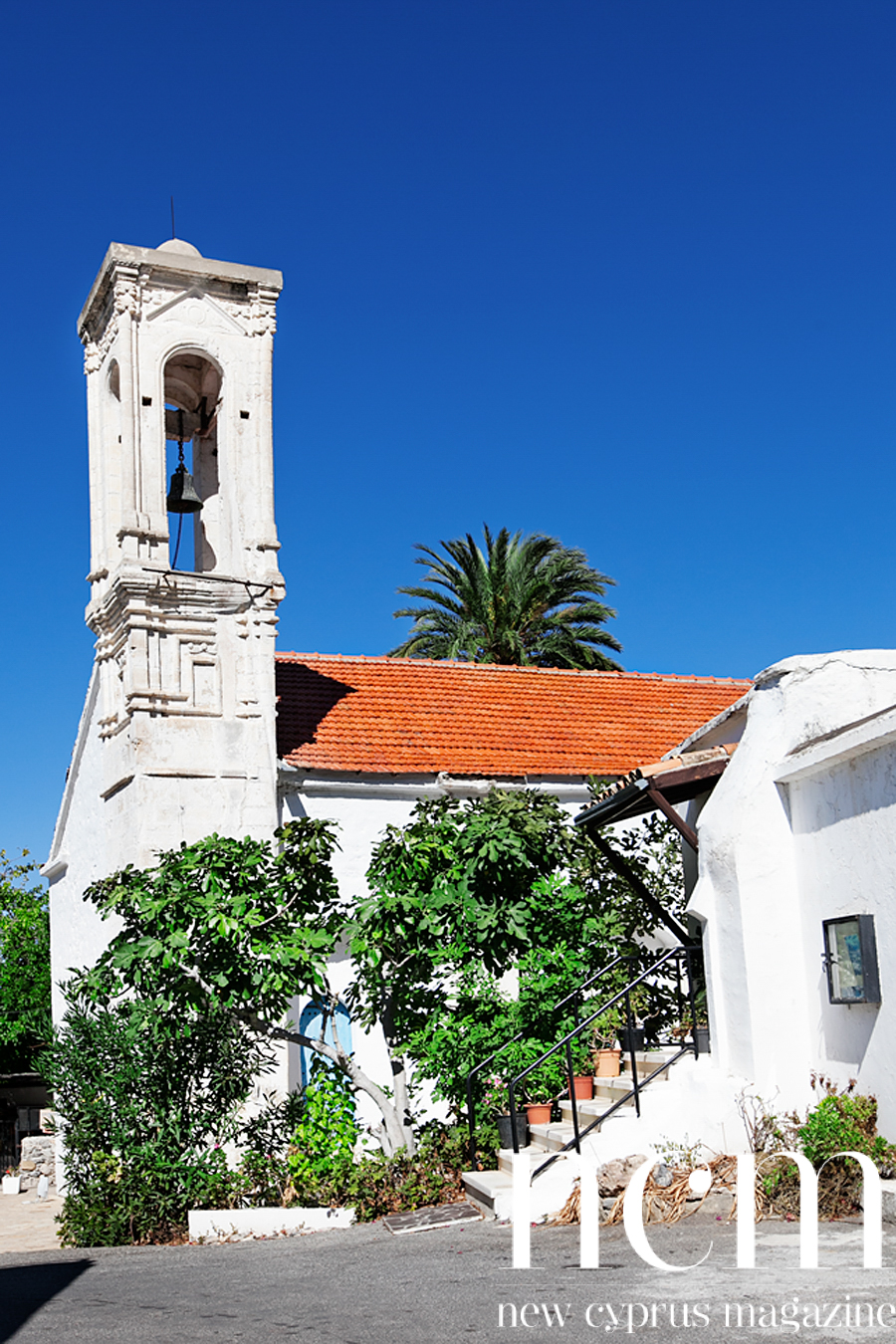 Church in Karmi, North Cyprus
