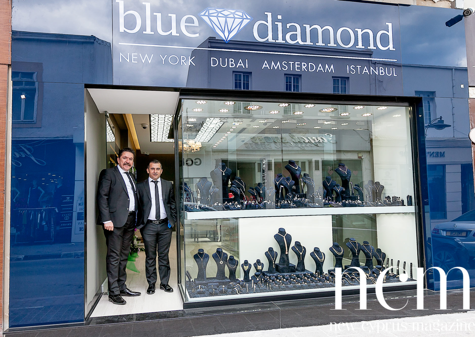 Blue Diamond in Kyrenia