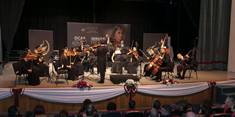 TRNC Presidential Symphony Orchestra