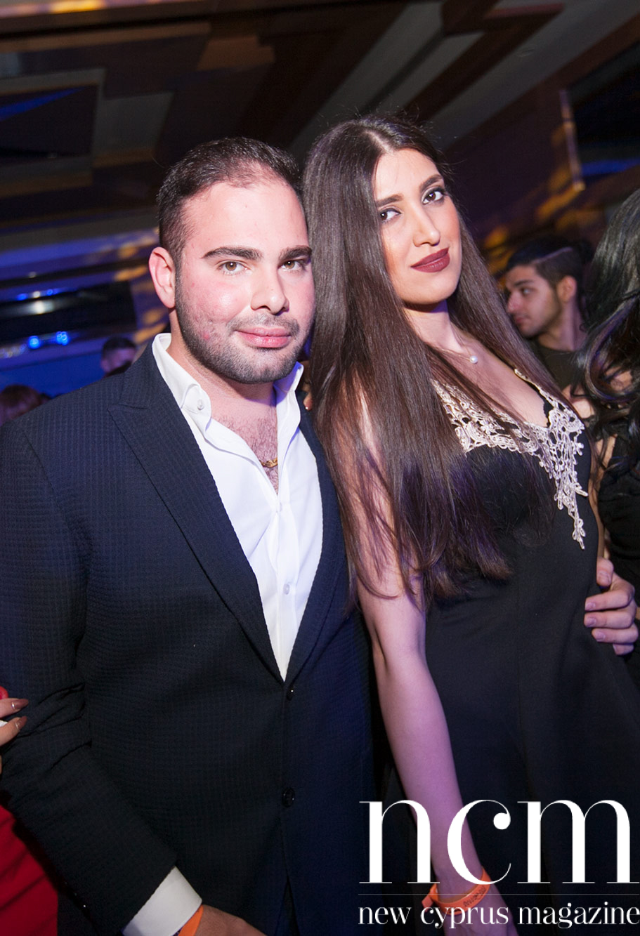 Iranian rapper Behzad Leito at Salamis Hotel