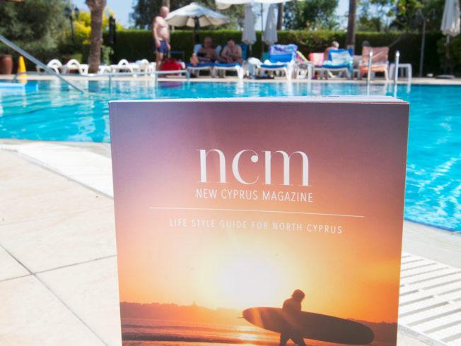 New Cyprus Magazine paper magazine