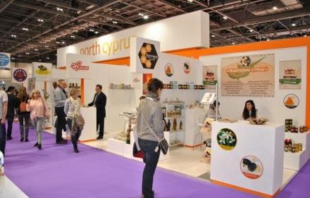 North Cyprus food drink trade show