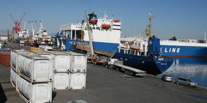 North Cyprus imports increase