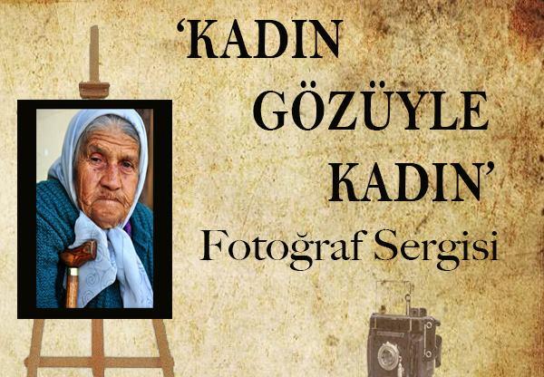 Portraits women show in Lefkosa