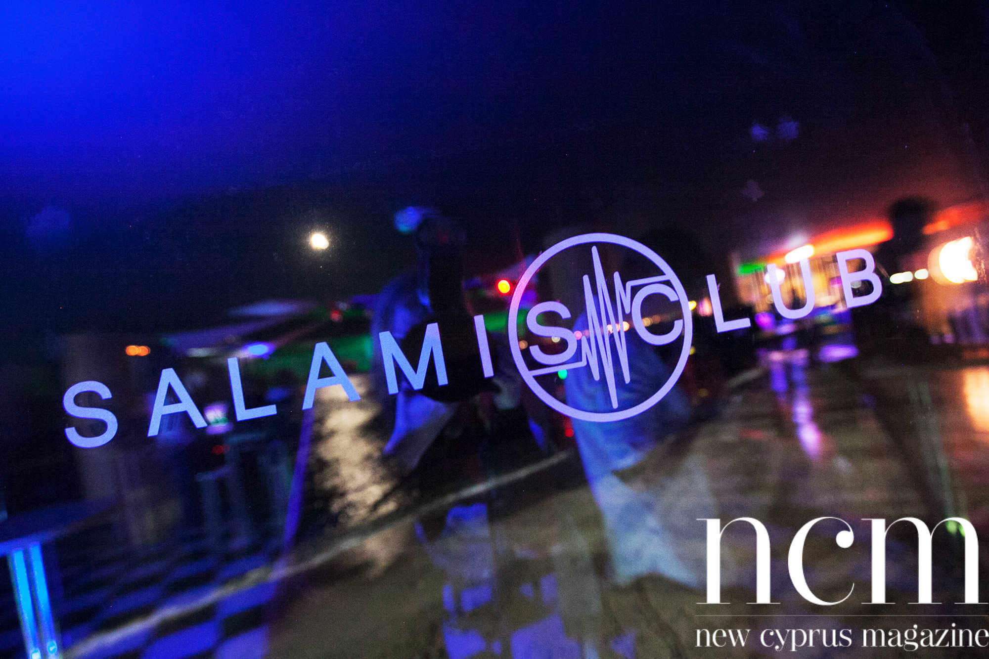 Salsa party Salamis Club