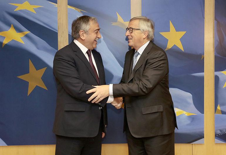 Akinci meets Juncker