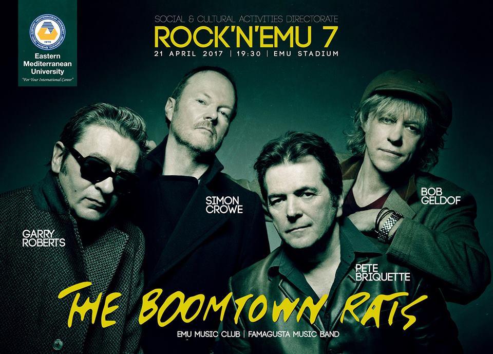 Boomtown Rats EMU