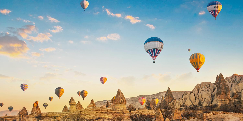 Büyükkonuk hot air balloon