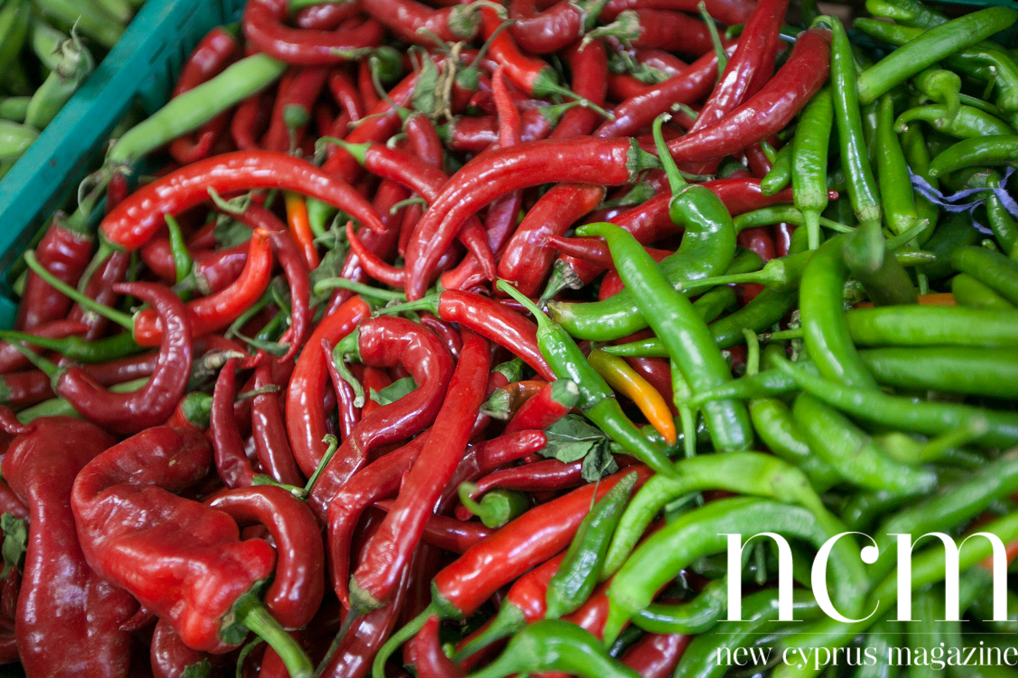 Ileli Supermarket peppers