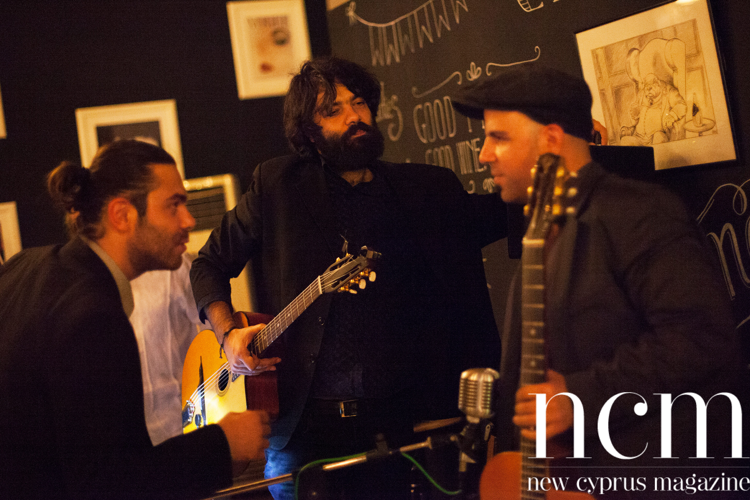 Jazz tones Blakes Lounge the band