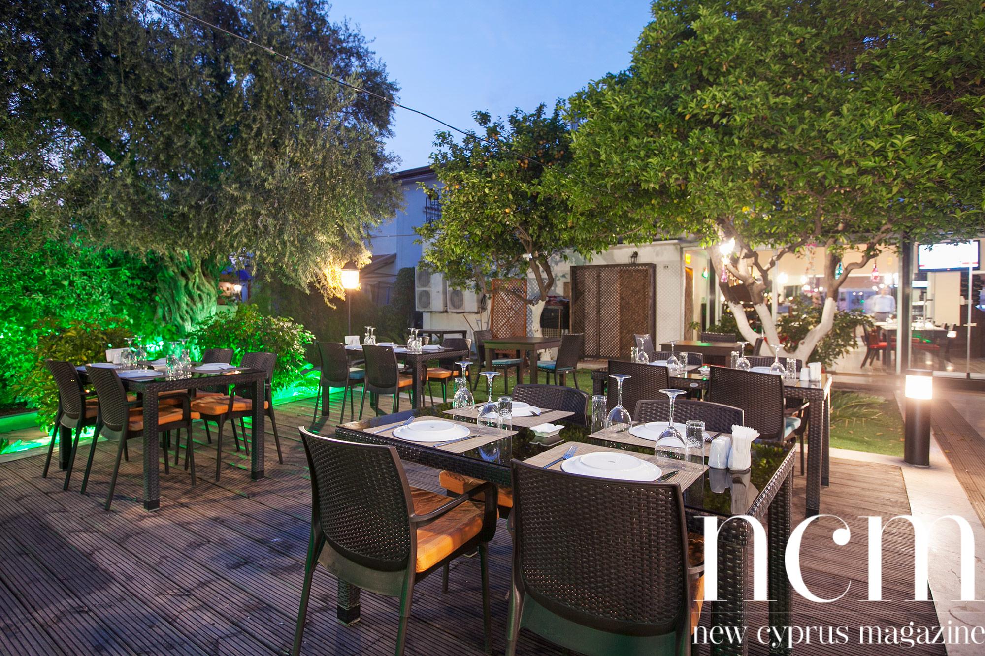 Nazende Meyhane Restaurant North Cyprus