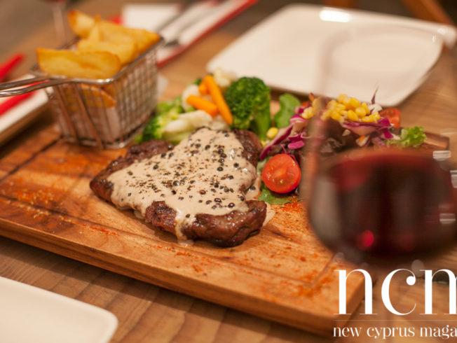 Sicilian Kyrenia's new Italian steak