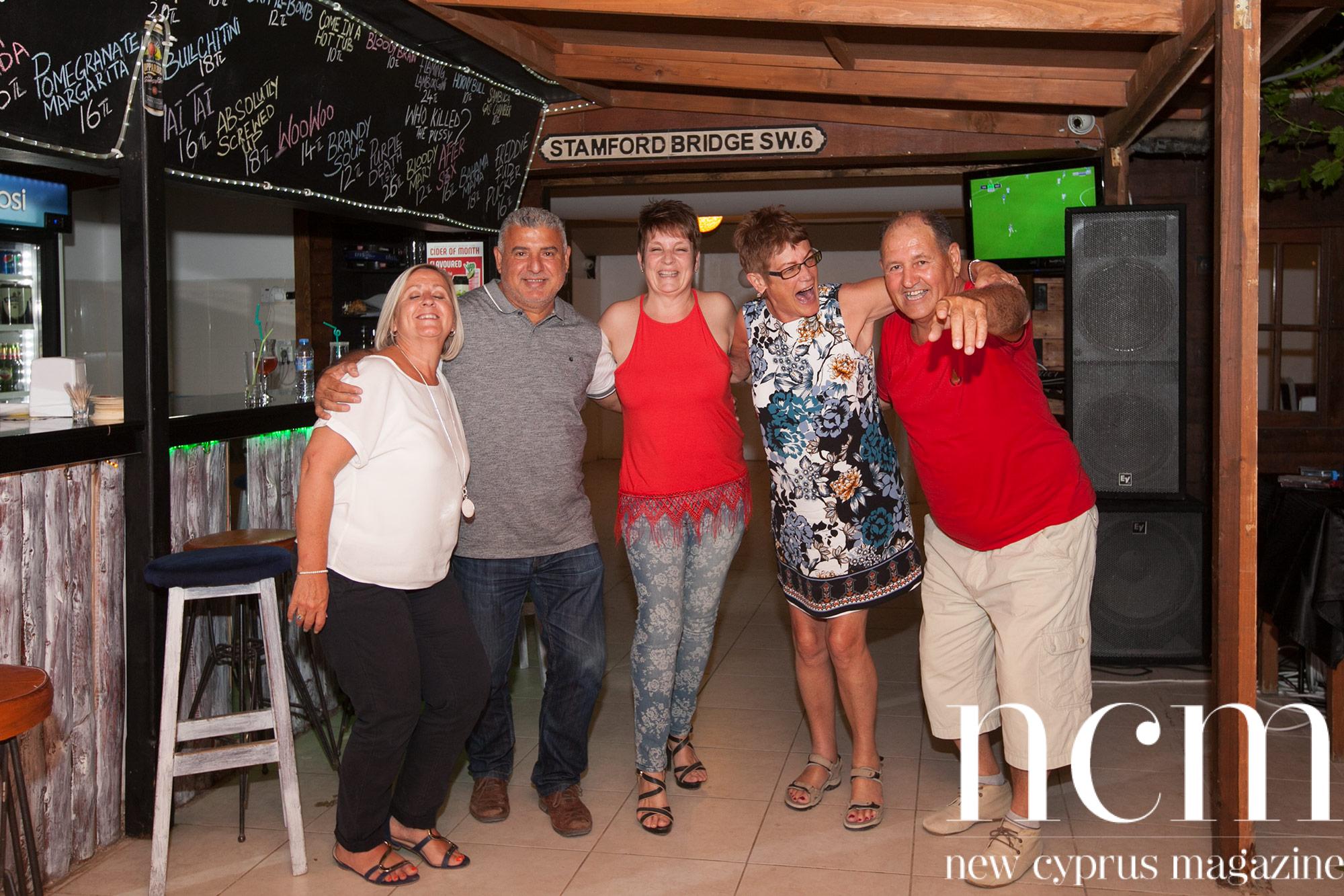Guests at Alvadar