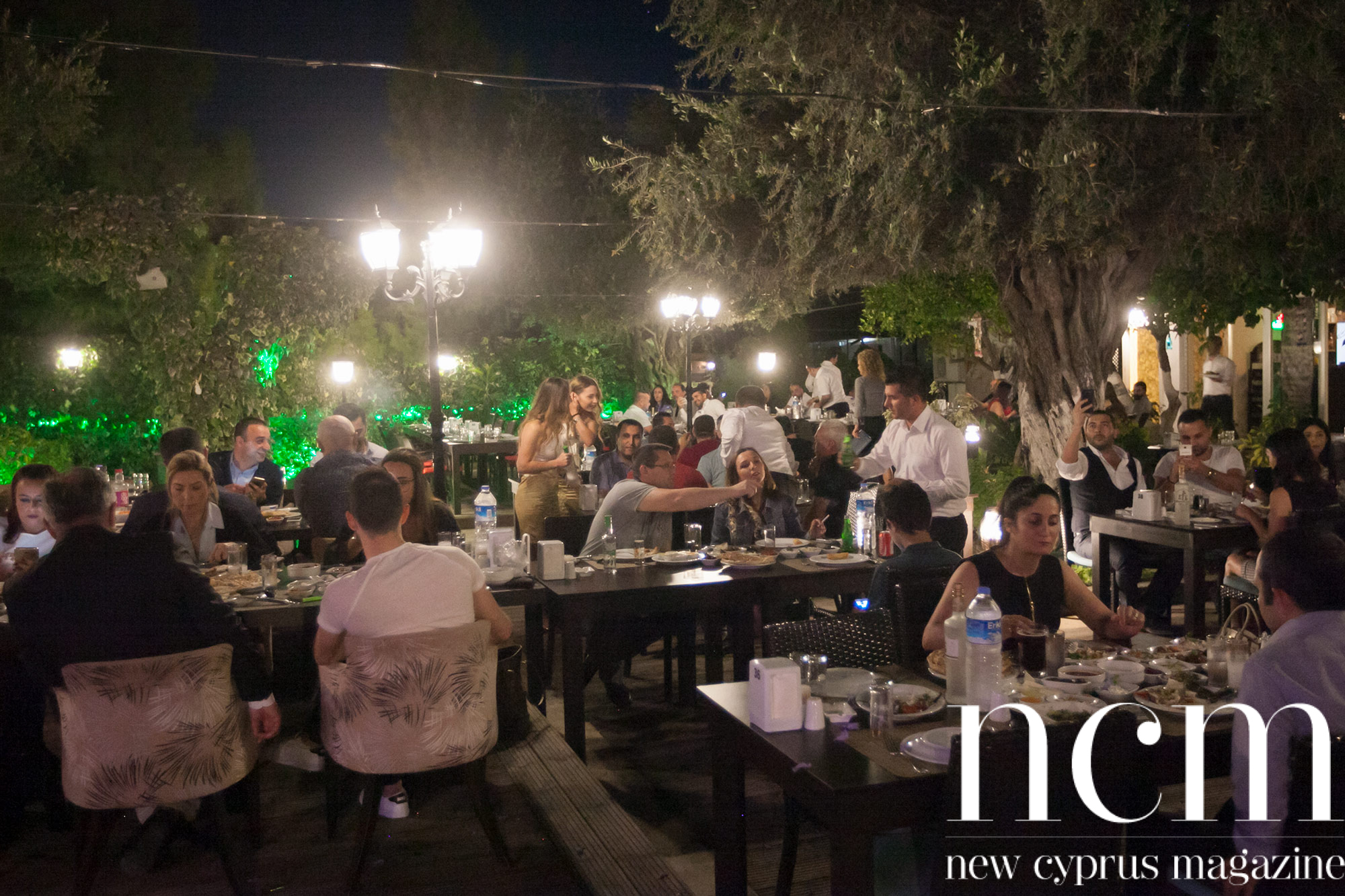 Big celebration opening Nazende Restaurant