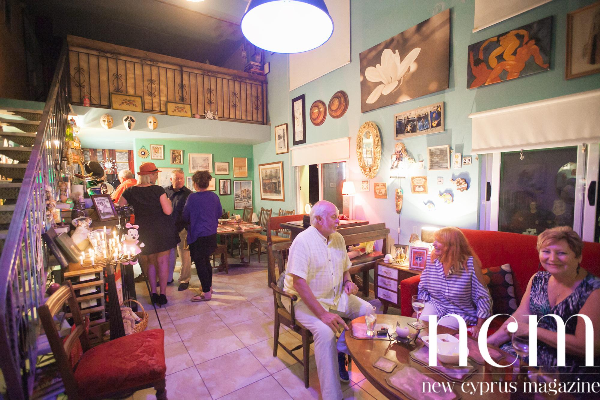 Jazz Cafe des Artistes in Alsancak