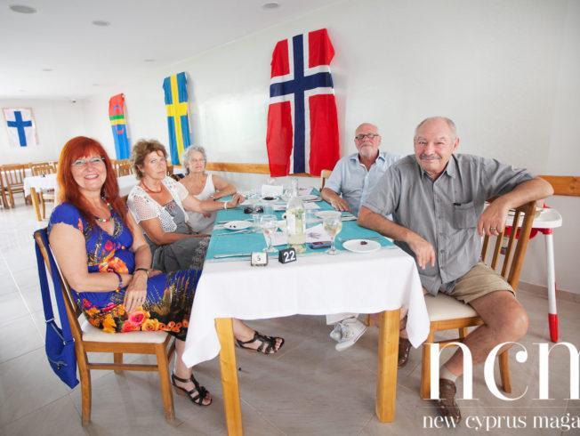 Big turnout on Nordic Day Alsancak