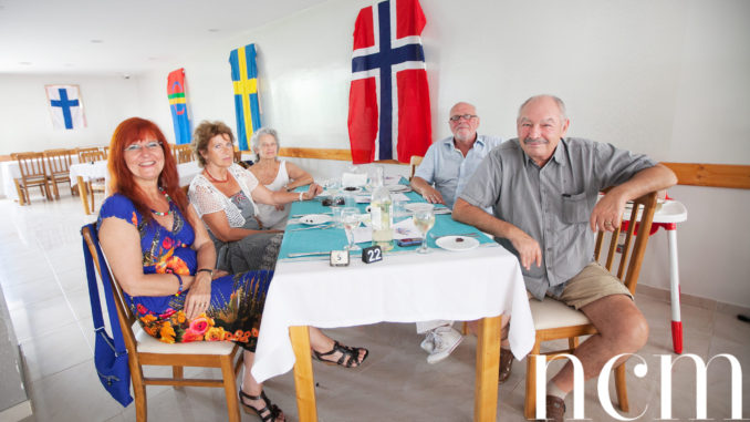 Big turnout on Nordic Day Alsancak