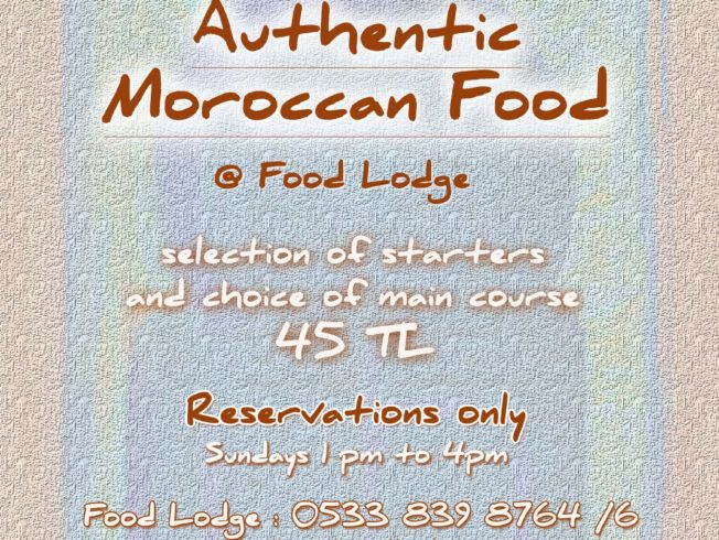 Moroccan flavours Food Lodge