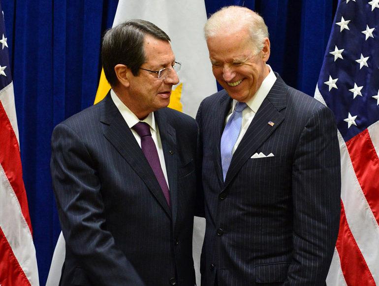 Biden says Cyprus solution close
