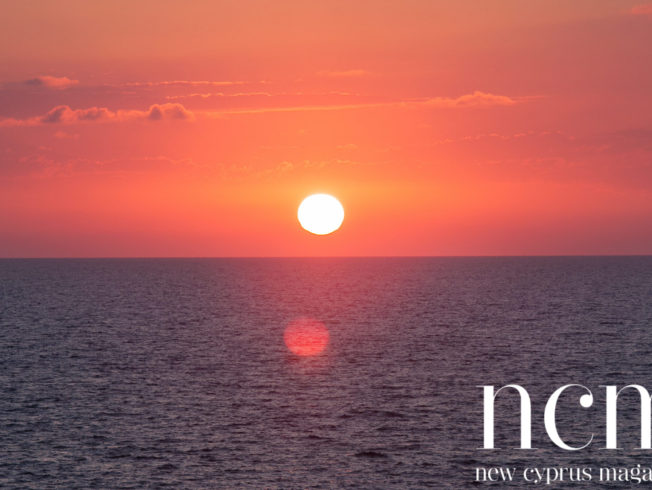 Enjoy summer sunsets in North Cyprus