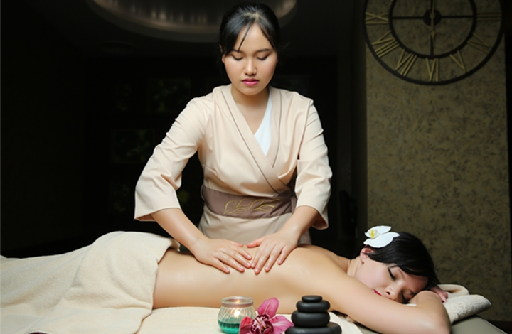 MERIT ROYAL SPA massage