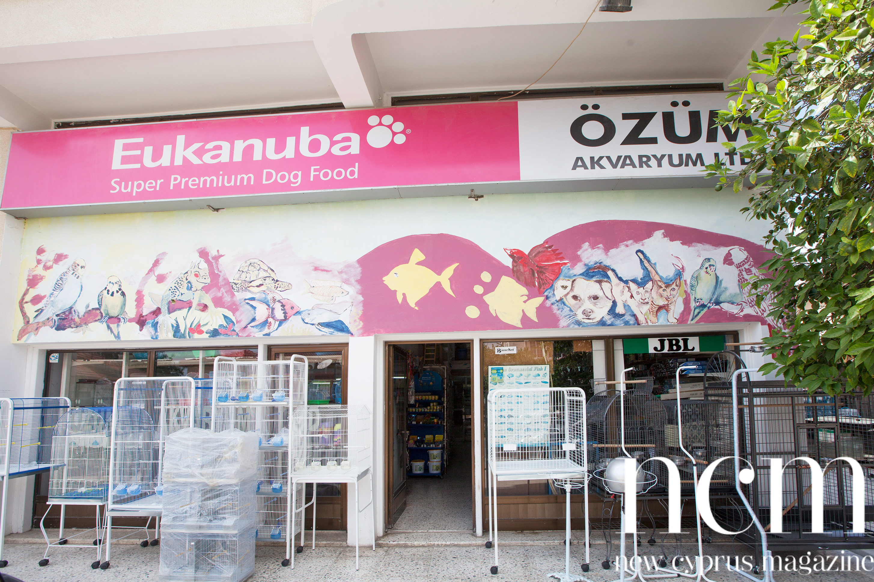 Akvarium Pet Shop Nicosia