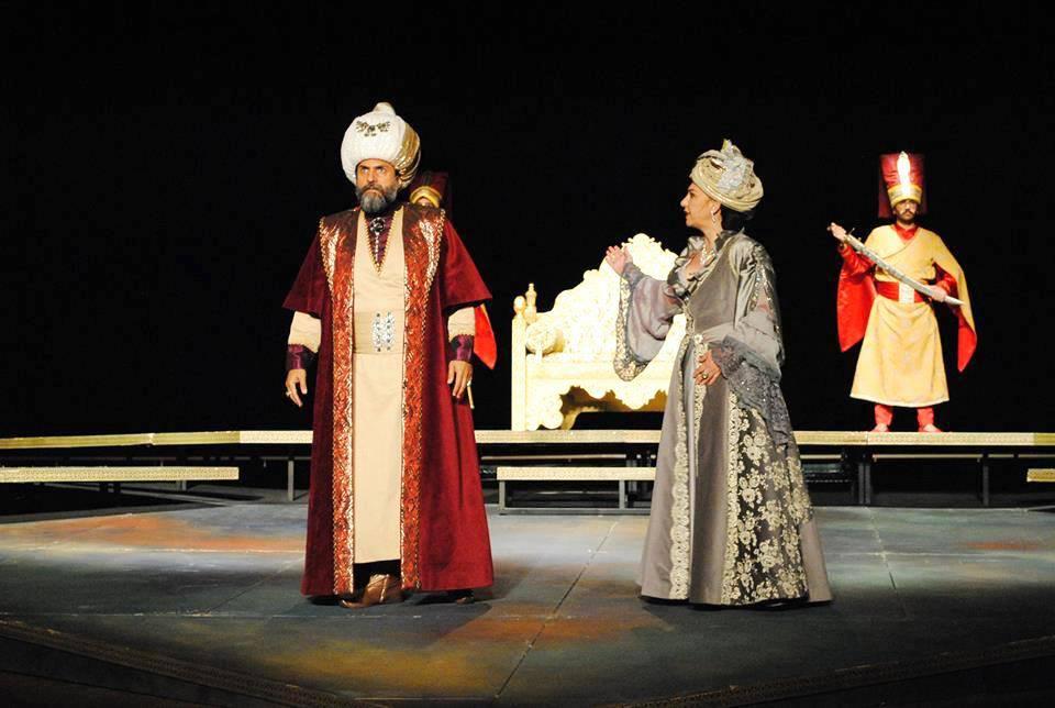 Ottoman theme Girne Culture Days