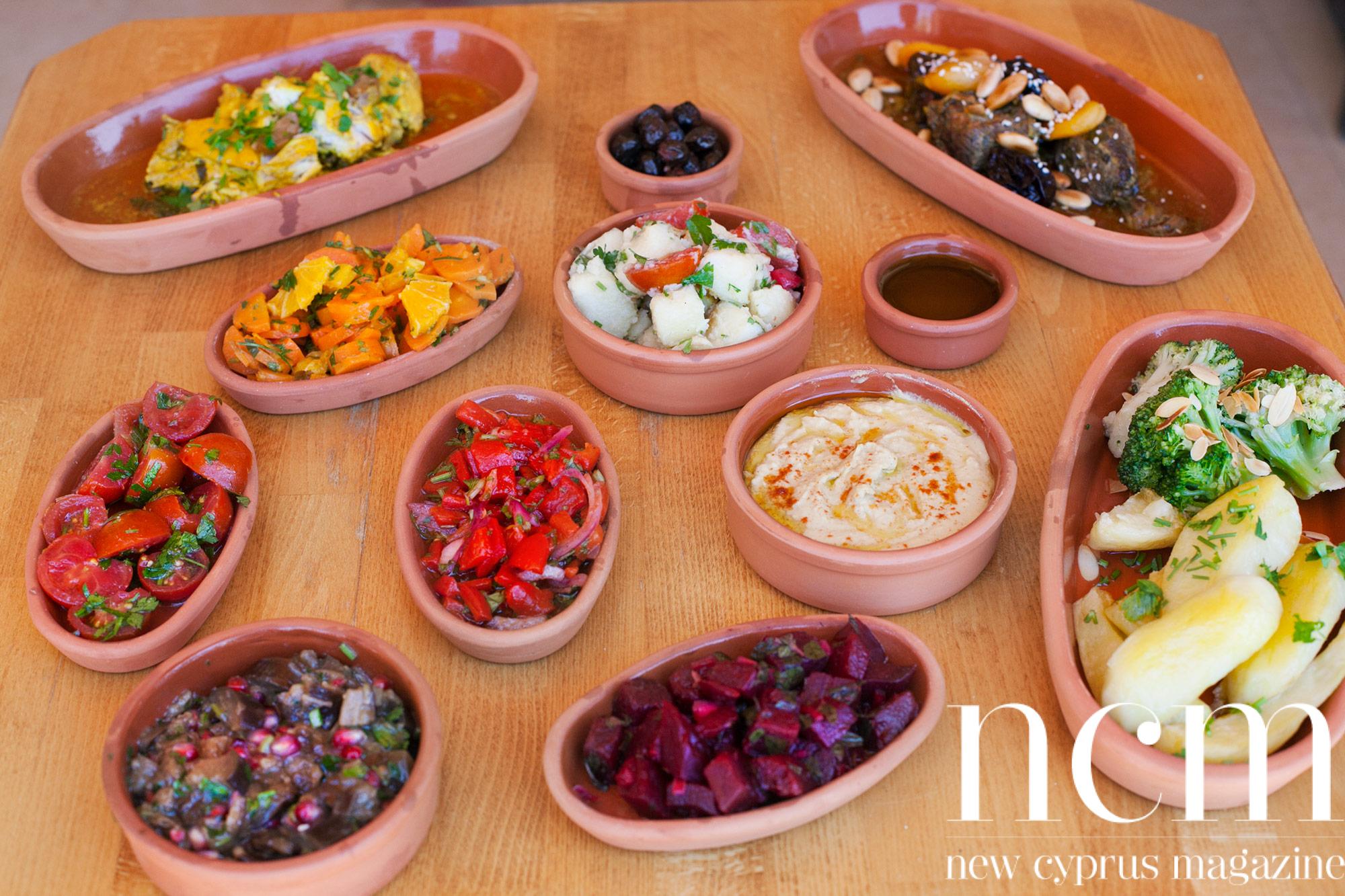 Delicious Moroccan Food Lodge
