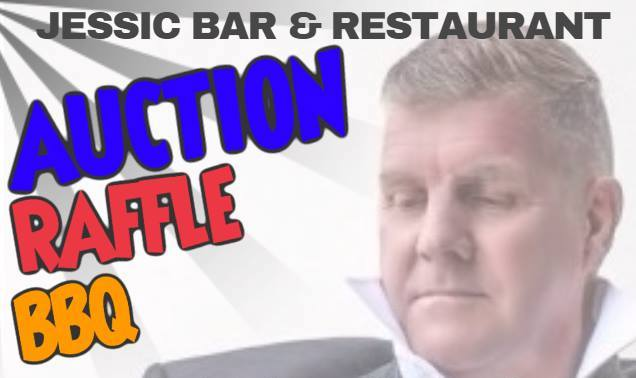 Auction BBQ day Jessic Bar